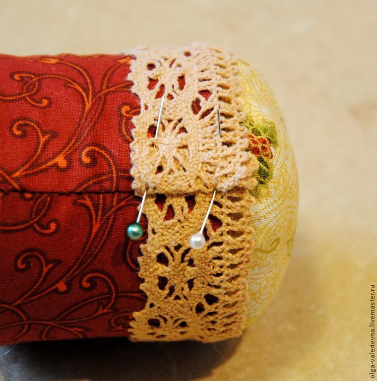 废物利用:针插储物盒(大师班) - maomao - 我随心动