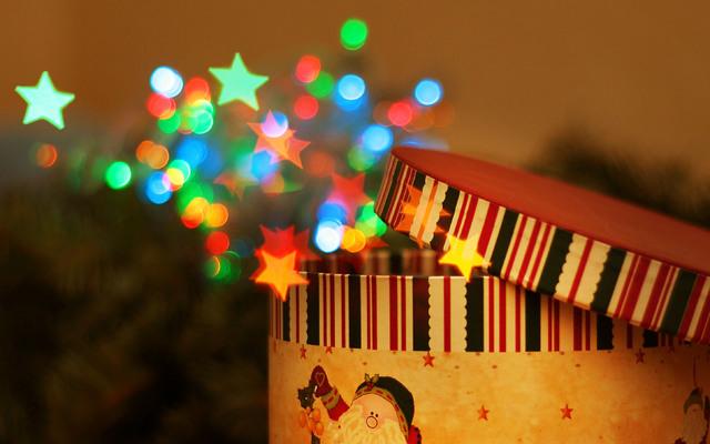 Волшебство нового года