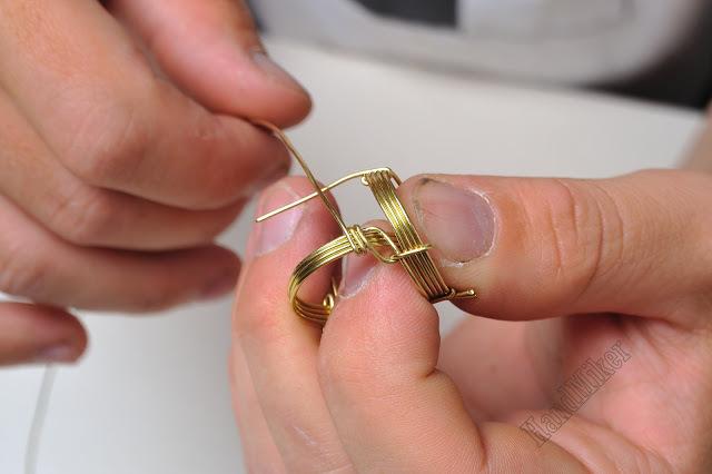 Властелин колец, или Как создать перстень из одного цельного куска проволоки, фото № 24