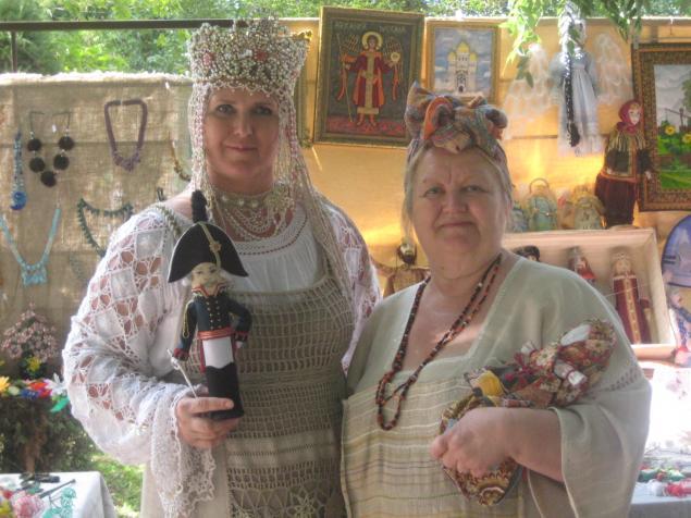 Международный фестиваль славянской культуры. Славянск-на- Кубани 2013., фото № 17