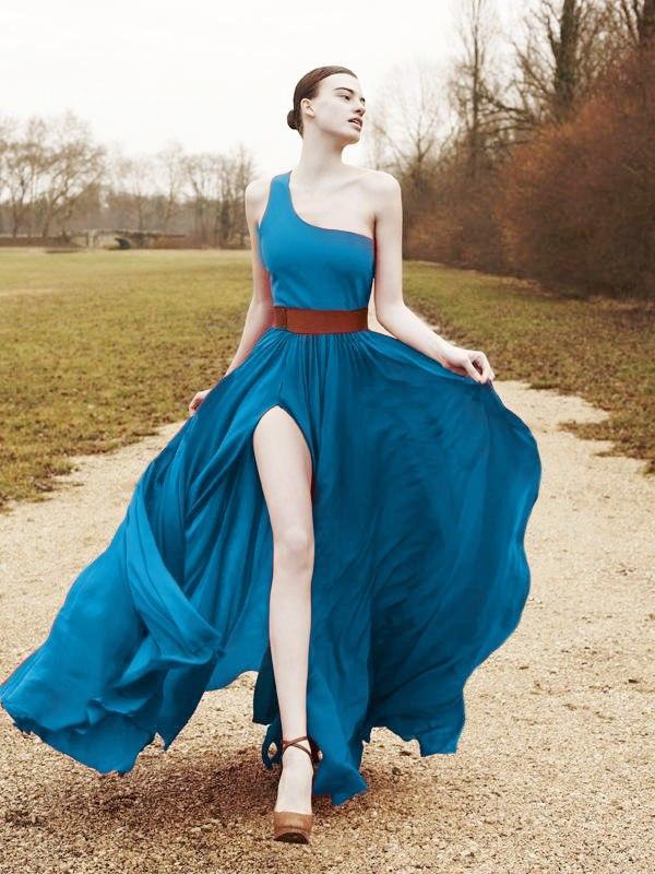 подарок, акция, пояс, платье, кожаный пояс, натуральная кожа, шелк, платье в пол