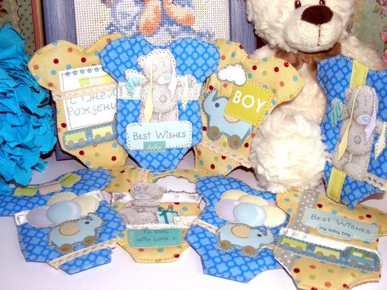 детские пригласительные, приглашения для детей, приглашения, первый день рождения, голубой, желтый, дети, день рождения
