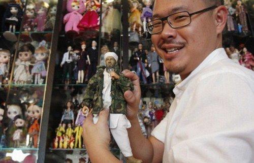Необычная коллекция жителя Сингапура (14 фото)