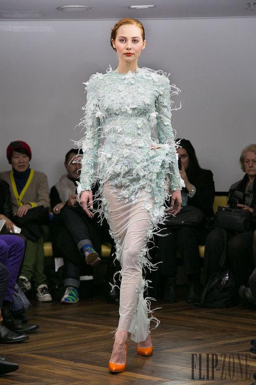 Tony Yaacoub Haute Couture весна-лето 2014, фото № 6