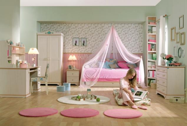 Интерьер фото комнат для подростков девочек