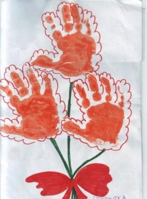 Подарки своими руками для пап на 23