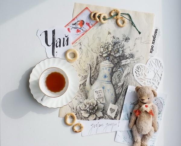 Алена Наливкина и ее сказочные картины, фото № 9