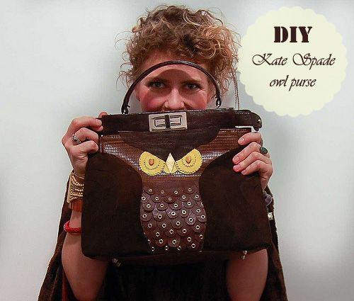 DIY Kate Spade Purse