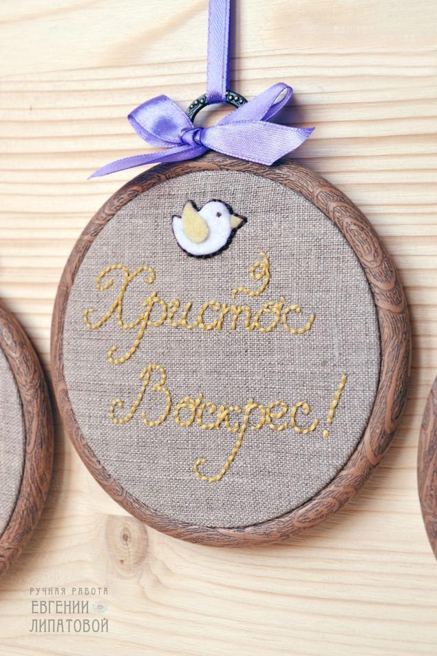мастер-класс, мастеркласс, мк, hoop art, пасха, пасха2014, весна 2014, любовь, пасхальный сувенир, пасхальный подарок, пасхальный кулич, пасхальное яйцо, поддержка, друзья