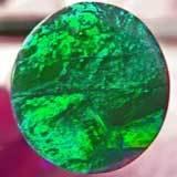 зеленый опал