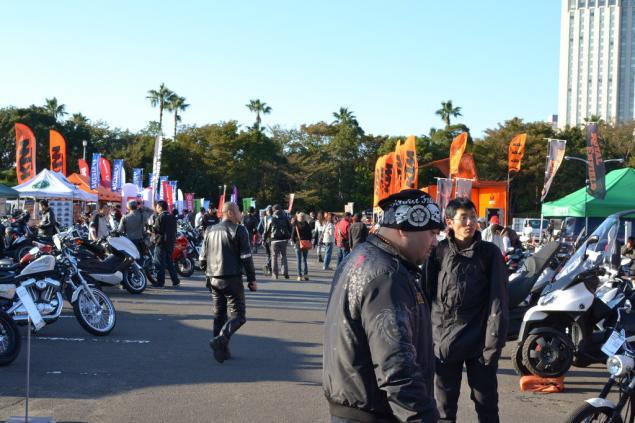 Дикий забег по Токио. День третий. Одайба., фото № 48
