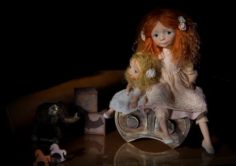 выставка, выставка кукол, подарок, 2015 год, на тишинке