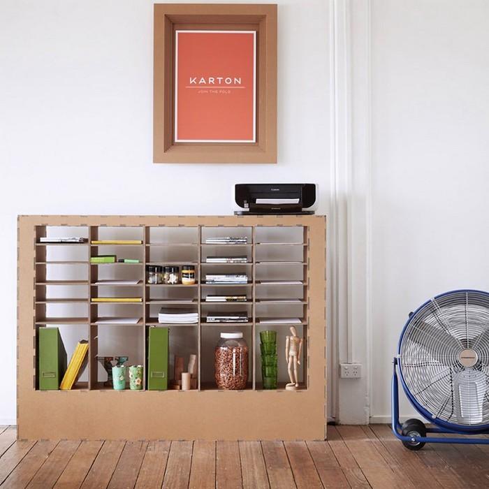 Мебель из картона в интерьере вашего дома 14 (700x700, 93Kb)