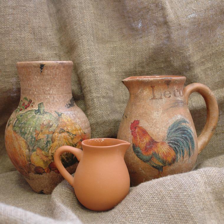 керамика, декор, декор дома, декупаж на стекле, мастер-класс по декупажу, декупаж в москве