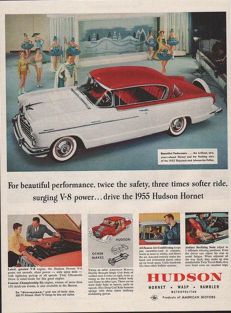 Новогодняя реклама Vintage/1951 -1956 включительно, фото № 45