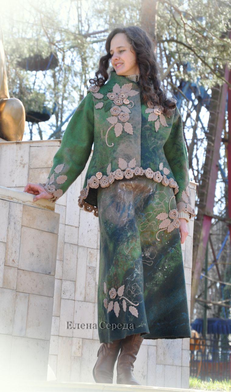 Новый, весенний костюм