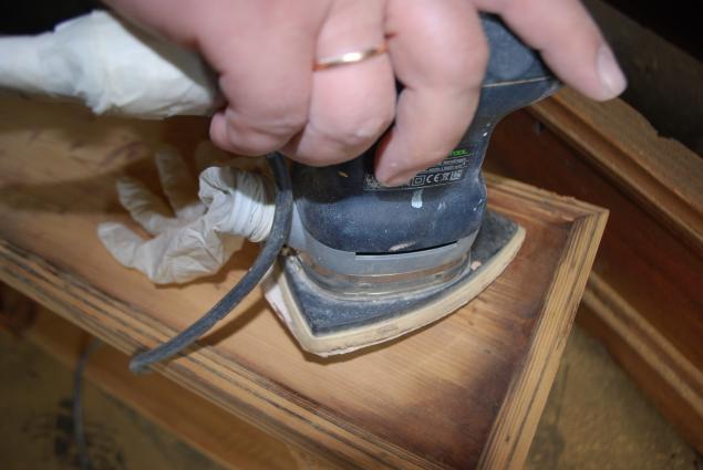 Как своими руками отреставрировать старый комод