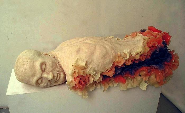 Восковые скульптуры Ребекки Стивенсон (Rebecca Stevenson)