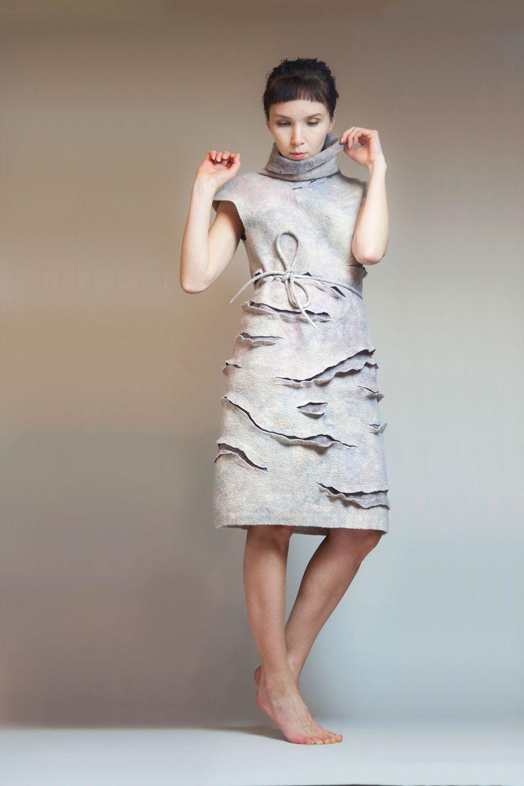 Рюш на платье 7 букв