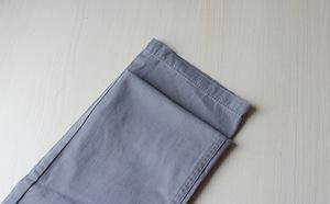 подшить детские джинсы