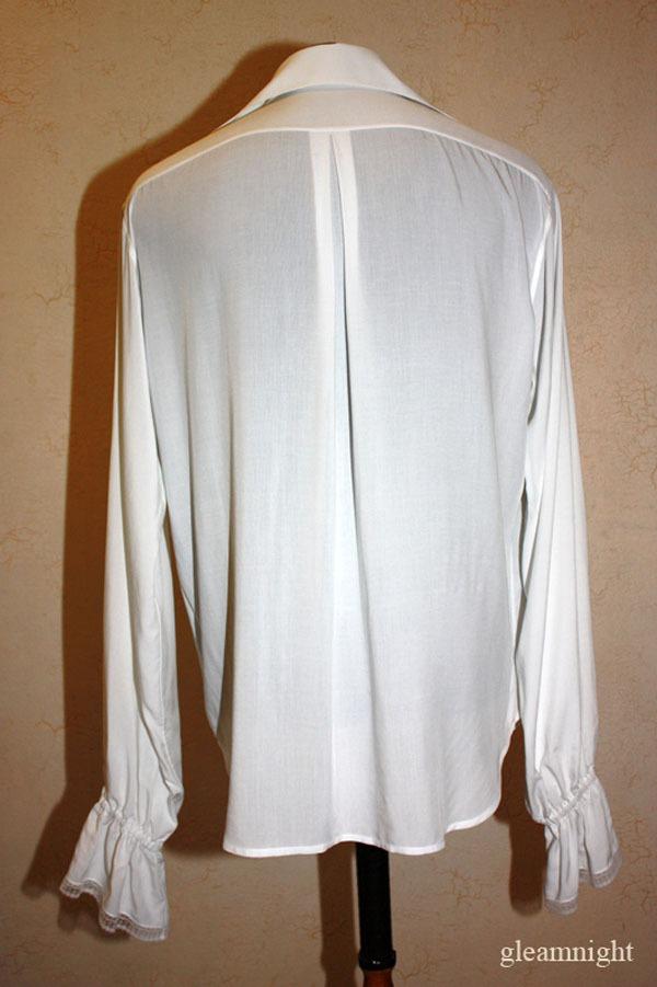 батистовая рубашка, жабо, рубашка со шнуровкой, жениху