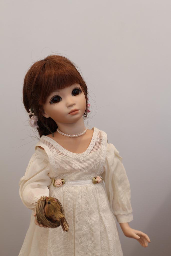 Международной выставка авторских кукол и мишек «Панна DOLL'я» в Минске. Часть 1., фото № 12