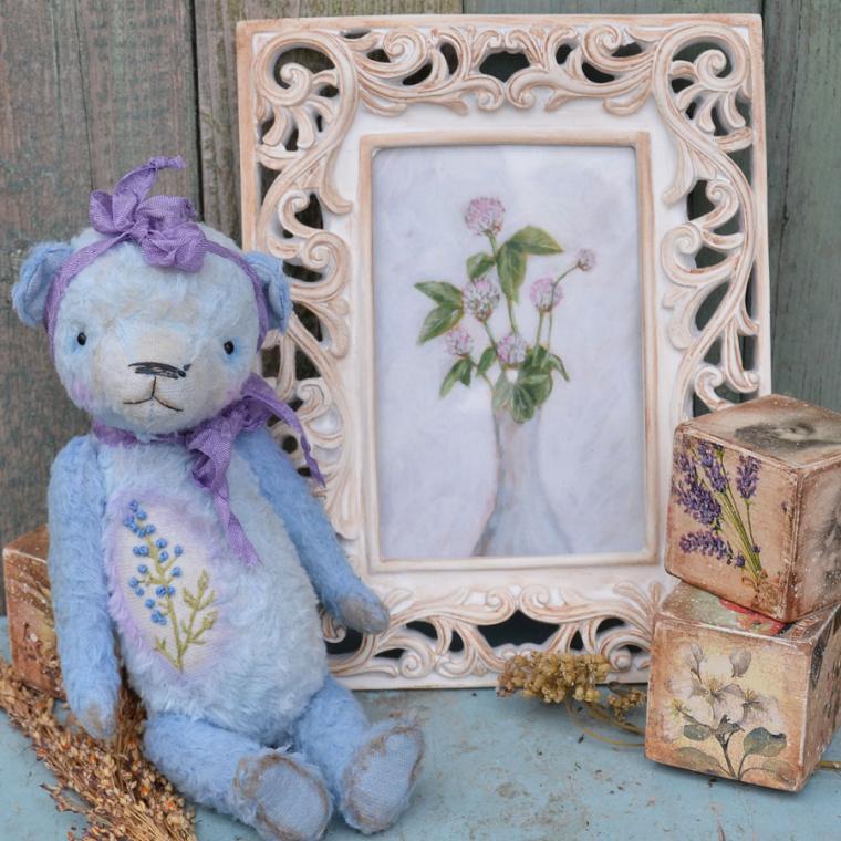Картинки мишки тедди весной