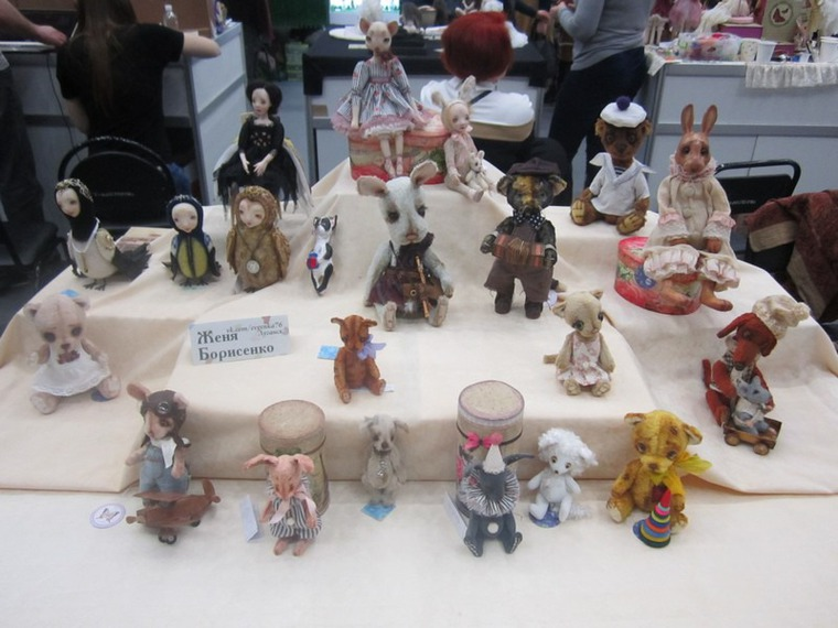 Немного Весеннего бала кукол... Фото, фото № 38