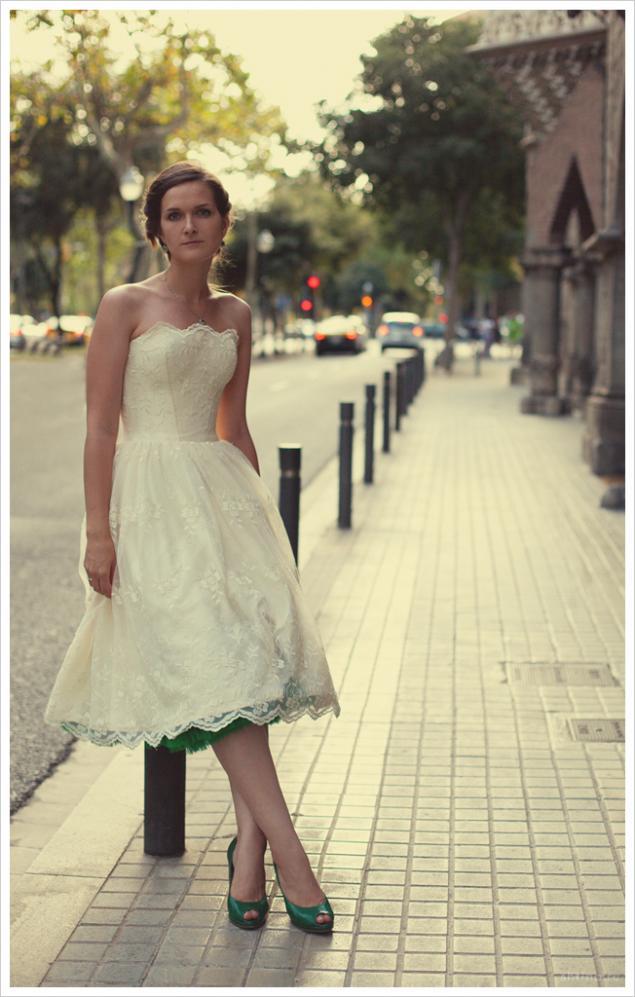 платье 50-е