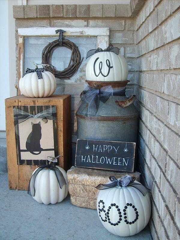 Идеи для Хэллоуина, фото № 13