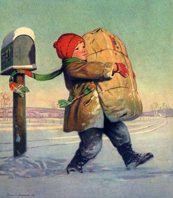 отправка посылок, новогодние праздники, режим работы, новогодние каникулы
