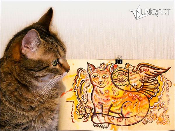 коты и кошки, добрая акция