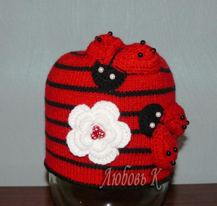 весенние шапки, шапка крючком