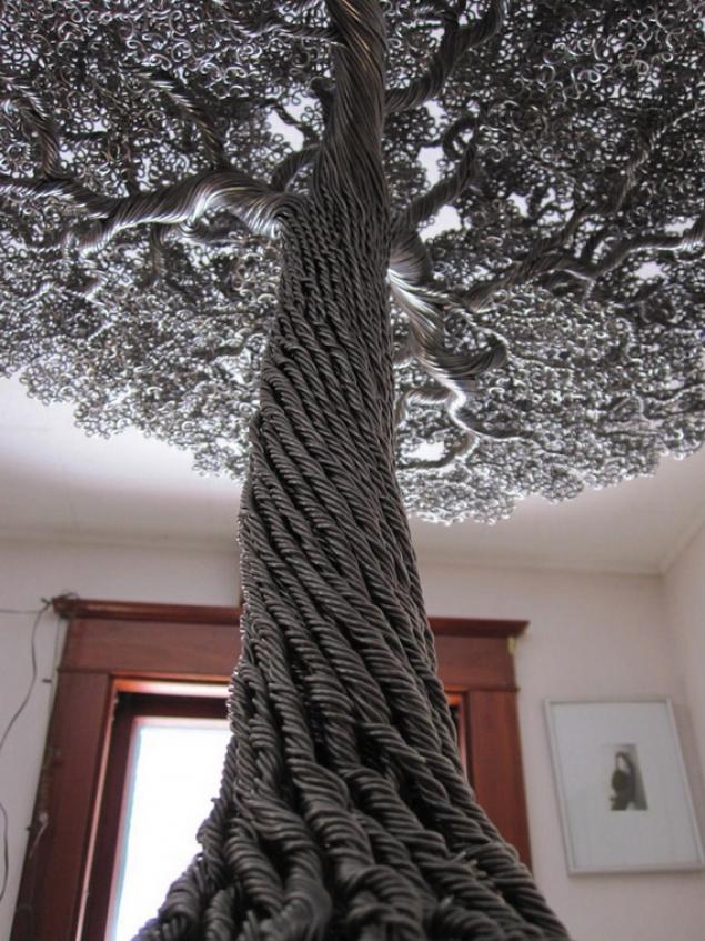 Скульптура дерева своими руками