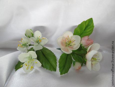 мастер класс, флористика, школа лепки цветов