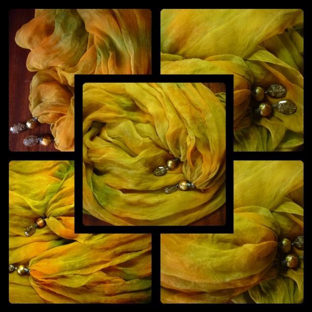 шибори, желтый