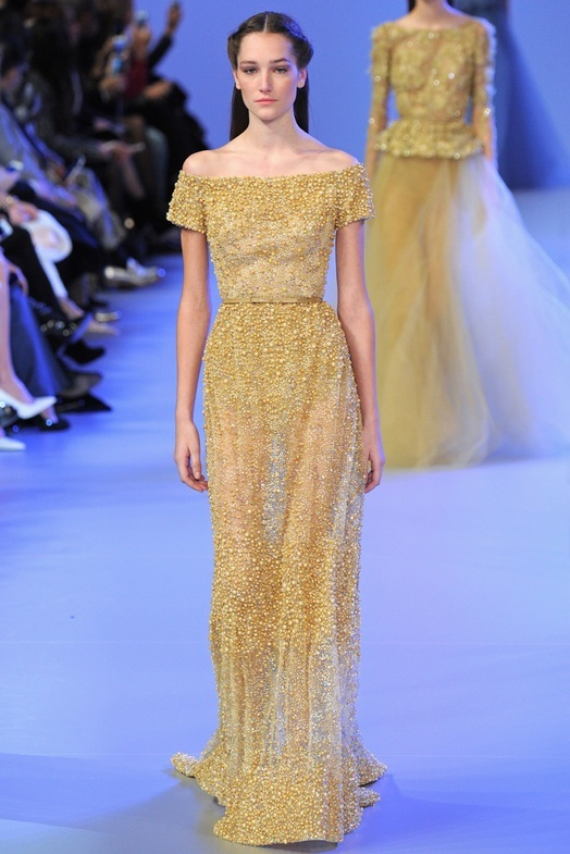 Elie Saab Haute Couture Весна-Лето 2014, фото № 26