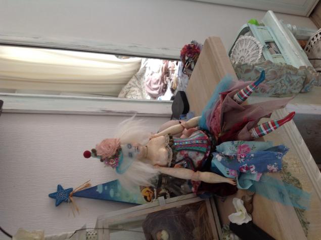 винтаж, антикварная кукла