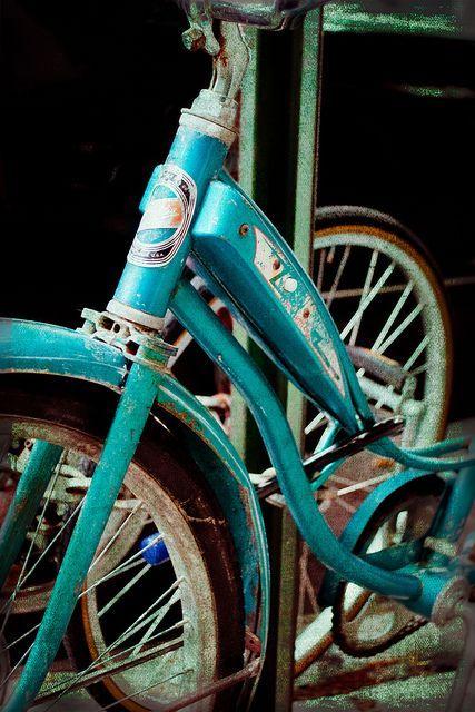 aqua bicycle