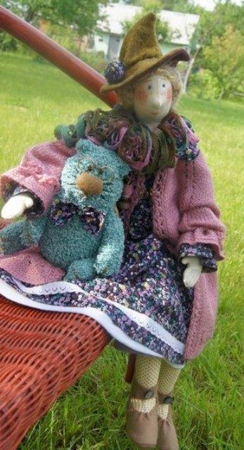 Курс «Кукла в стиле Тильда. Игрушки с душой и для души», фото № 8