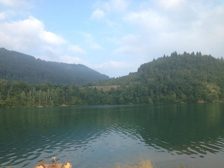 озеро кокин брод