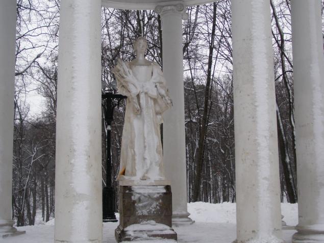 Царицыно в зимнем ракурсе., фото № 13