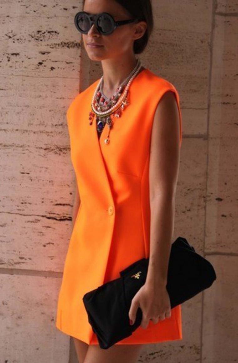 мода 2015, цвет