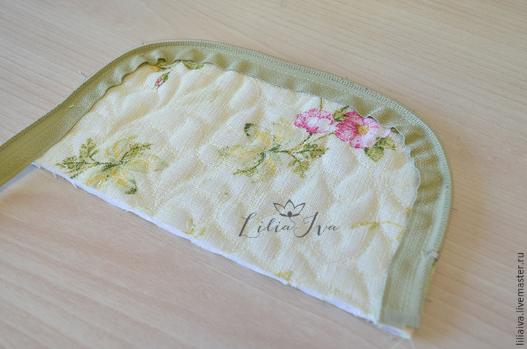 cosmetic bag made of cloth