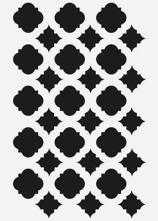 Колоритно и фактурно 20 креативных идей для декора стен и пола, фото № 27
