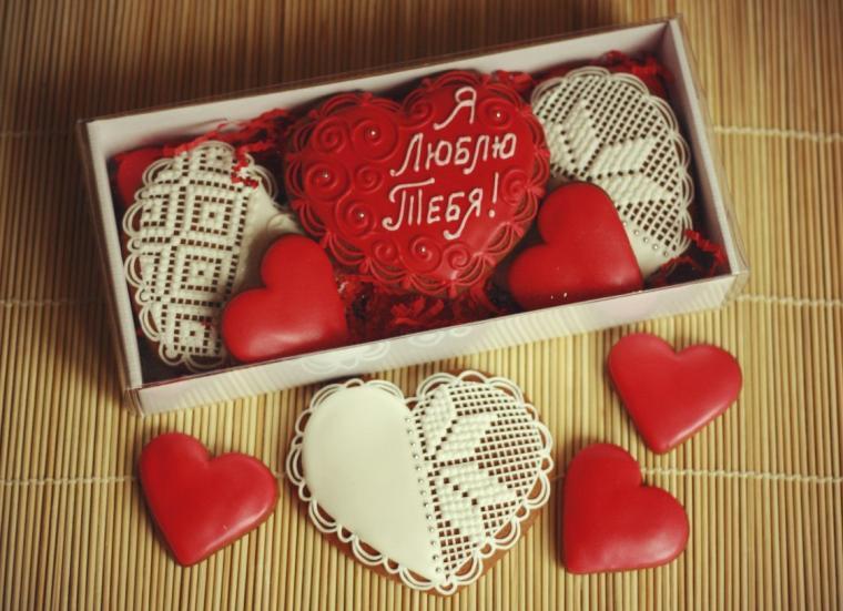 день святого валентина, любимым