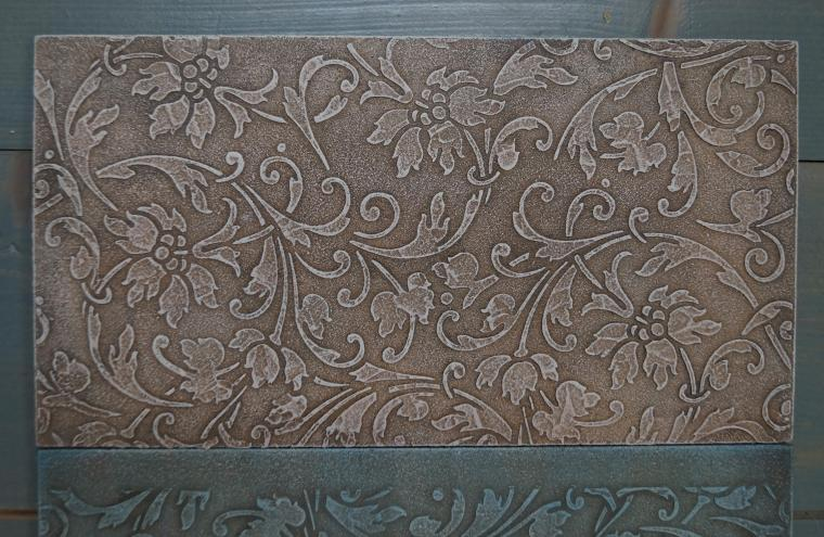 Тиснение орнамента на мебели. Мастерская Натальи Строгановой. Отчет. Часть 2, фото № 2