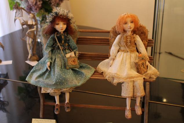 Мастер класс по куклам екатеринбург