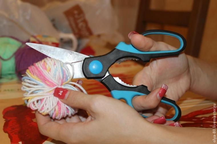 Процесс создания веселого коврика, фото № 11