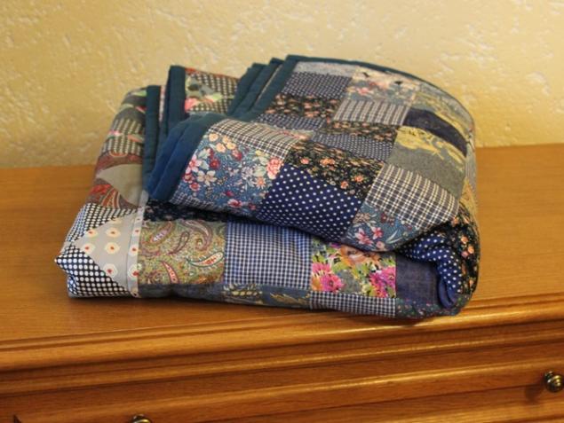 русское лоскутное одеяло